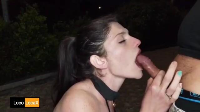 LocoLocax : une pipe et une sodomie en extérieur